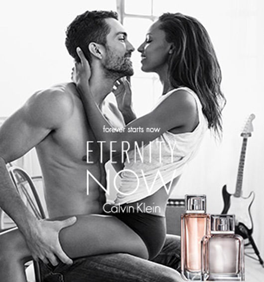 Perfume feminino Eternity Now