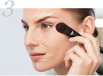 como finalizar a maquiagem com artdeco