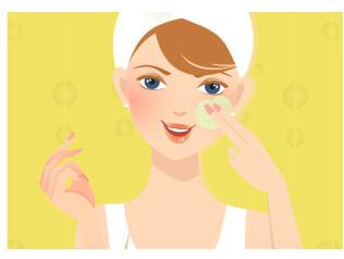 Limpeza de Pele para pele seca