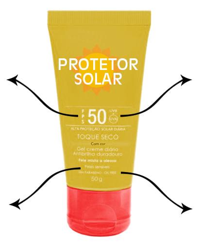 Como escolher o protetor solar