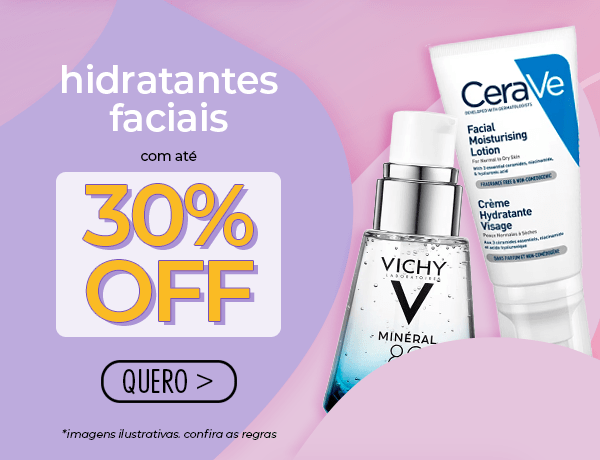 Hdratantes com super descontos!