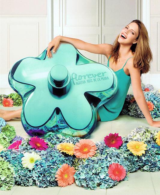 Florever Eau de Toilette Agatha Ruiz de la Prada - Perfume Feminino