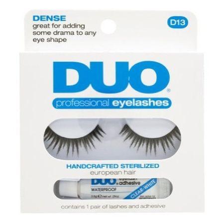Cílios Postiços Eyelashes D13 Duo - Cílios Postiços - Kit