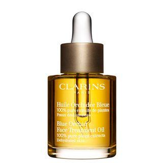 Clarins-Huile-Orchidee-Bleue-Clarins---Oleo-De-Tratamento-Facial