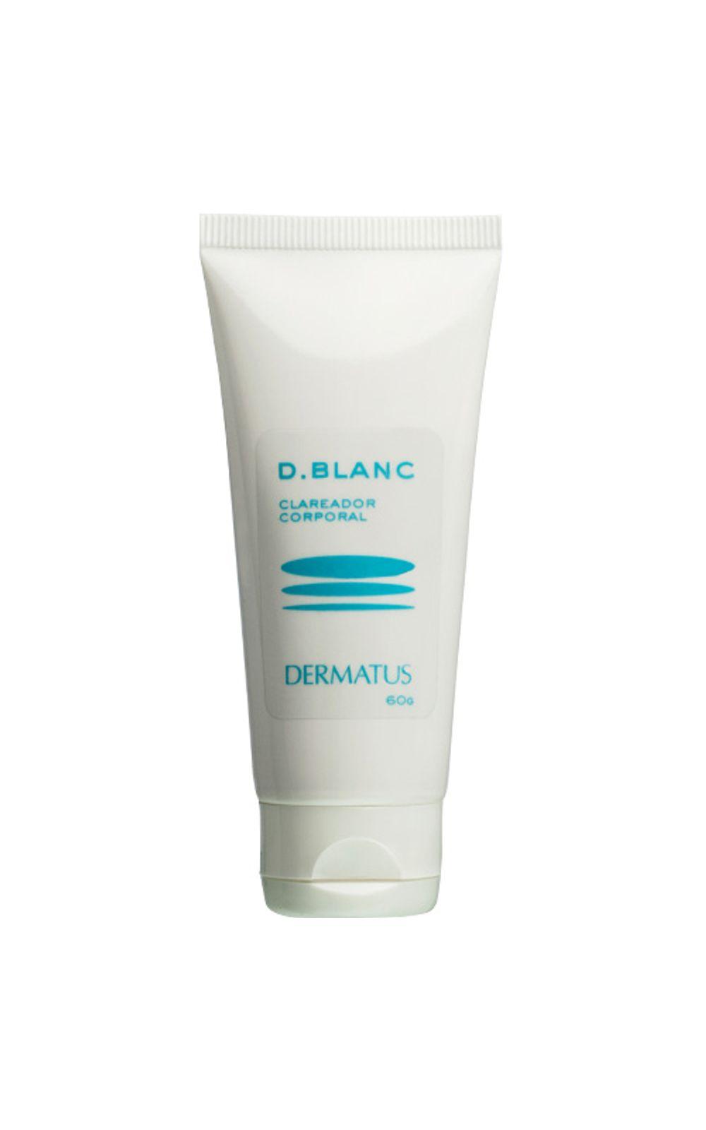Foto 1 - D-Blanc Clareador Corporal Dermatus - Clareador Corporal - 60g