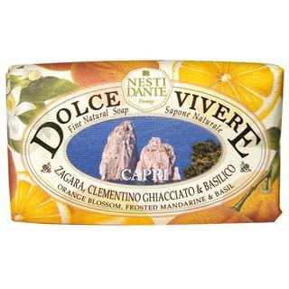 Dolce-Vivere-Capri-Nesti-Dante---Sabonete-Perfumado-Em-Barra