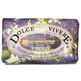 Dolce-Vivere-Firenze-Nesti-Dante---Sabonete-Perfumado-Em-Barra