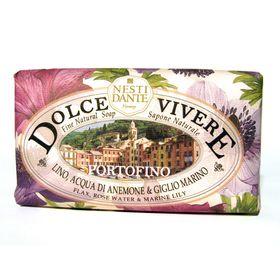 Dolce-Vivere-Porto-Fino-Nesti-Dante---Sabonete-Perfumado-Em-Barra
