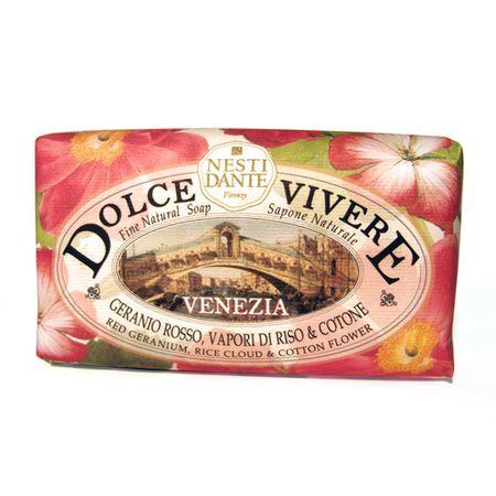 Dolce Vivere Venezia Nesti Dante - Sabonete Perfumado em Barra - 250g