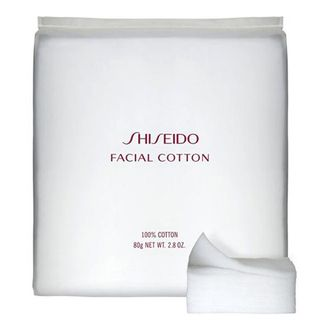 Facial-Cotton-Shiseido---Discos-Demaquilantes