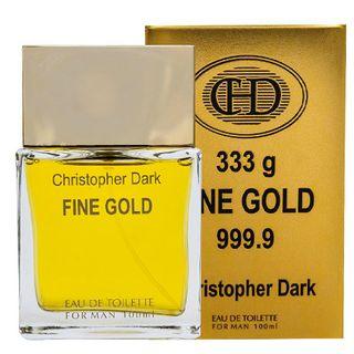 Fine-Gold-Man-Eau-De-Toilette-Christopher-Dark---Perfume-Masculino