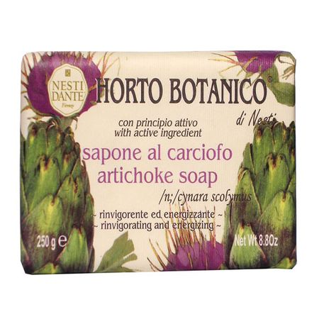 Horto Botanico Alcachofra Nesti Dante - Sabonete Natural em Barra - 250g