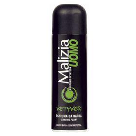 Malizia-Vetyver-Shaving-Foam-Malizia---Espuma-Para-Barbear