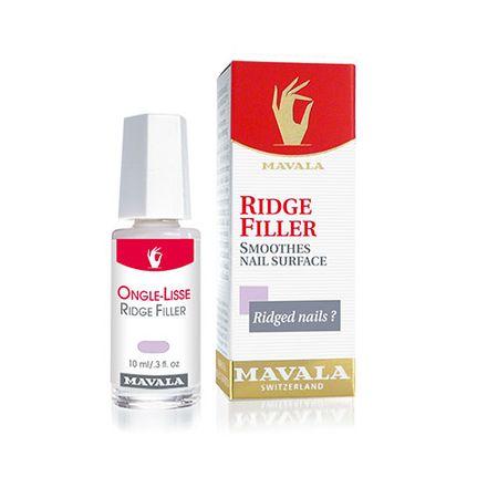 Ridge Filler Mavala - Tratamento para Unhas Estriadas - 10ml