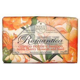Romantica-Flor-De-Cereja-E-Manjericao-Nesti-Dante---Sabonete-Perfumado-Em-Barra