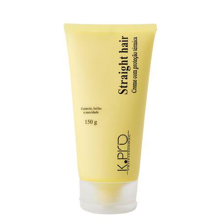 K-Pro Straight Hair - Creme com Proteção Térmica - 150g