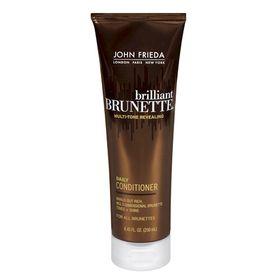 Brilliant-Brunette-Shine-Multi-Tone-Revealing-Daily-John-Frieda---Condicionador-Para-Cabelos-Castanhos