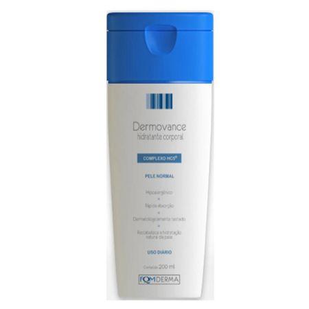 Dermovance Farmoquimica - Hidratante Corporal - 200ml