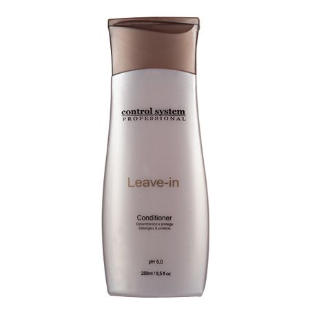 Control System Leave-In - Creme para Pentear - 200ml