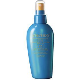 Sun-Protection-Spray-Oil-Free-Fps-15-Shiseido---Protetor-Solar-Para-Rosto-Corpo-E-Cabelo