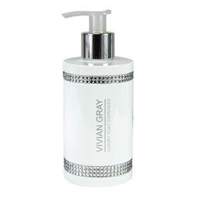 Vivian-Gray-White-Cristal-Vivian-Gray---Sabonete-Liquido-Para-Maos-E-Corpo