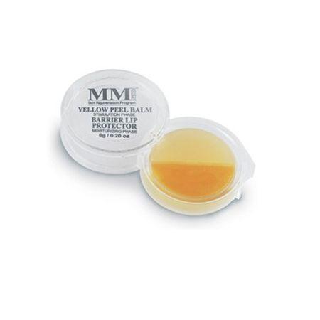 Yellow Peel Balm System M&M - Hidratante Labial - 6g