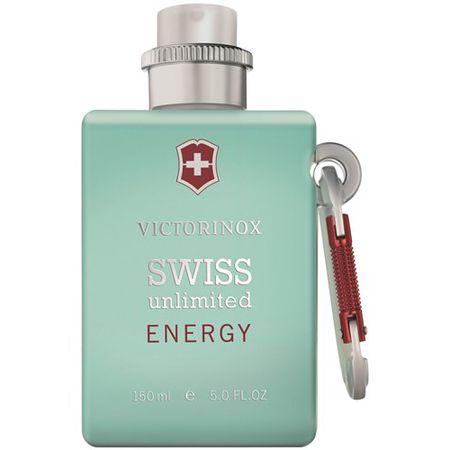 Swiss Unlimited Energy Victorinox - Perfume Masculino - Eau de Cologne - 150ml