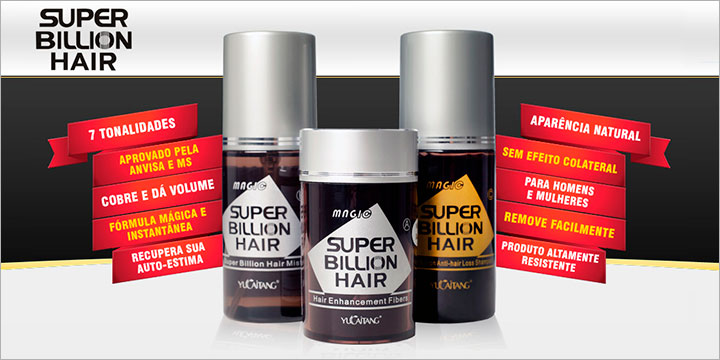 Super Billion Hair
