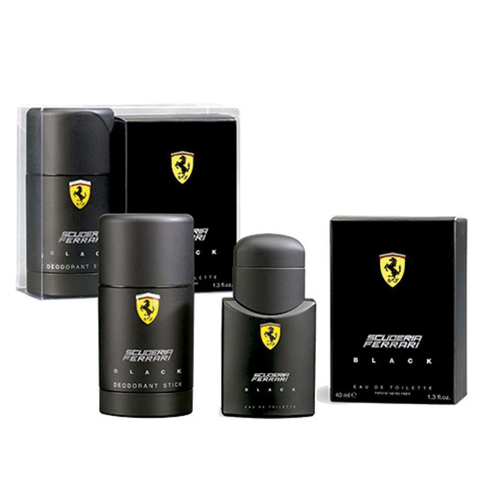 Kit Scuderia Ferrari Black Ferrari Feminino - Época Cosméticos 2bbab0b97ff