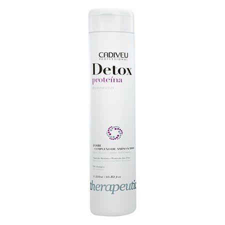 Cadiveu Detox Proteína Therapeutic Cadiveu - Tratamento Reconstrutor - 320ml