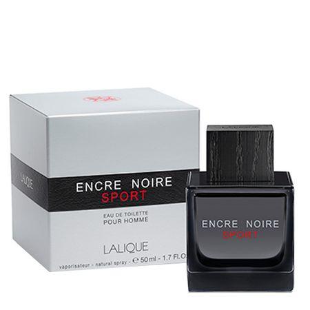 Encre Noire Sport Lalique - Perfume Masculino - Eau de Toilette - 100ml