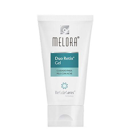 Duo Retix Gel Melora - Tratamento Antiacne - 30g