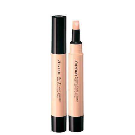 Sheer Eye Zone Corrector Shiseido - Corretivo para os Olhos - 102 Light