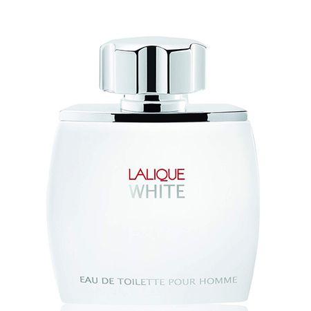 White Pour Homme Lalique - Perfume Masculino - Eau de Toilette - 75ml