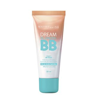 BB Cream Dream BB Oil Control Maybelline 30ml - Base Facial Escuro
