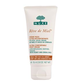 Rêve de Miel Ultra-Confortable Foot Cream Nuxe Paris - Hidratante para Pés
