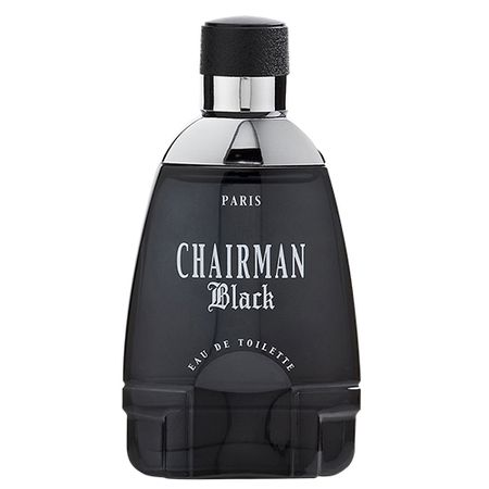Chairman Black Paris Bleu - Perfume Masculino - Eau de Toilette - 100ml