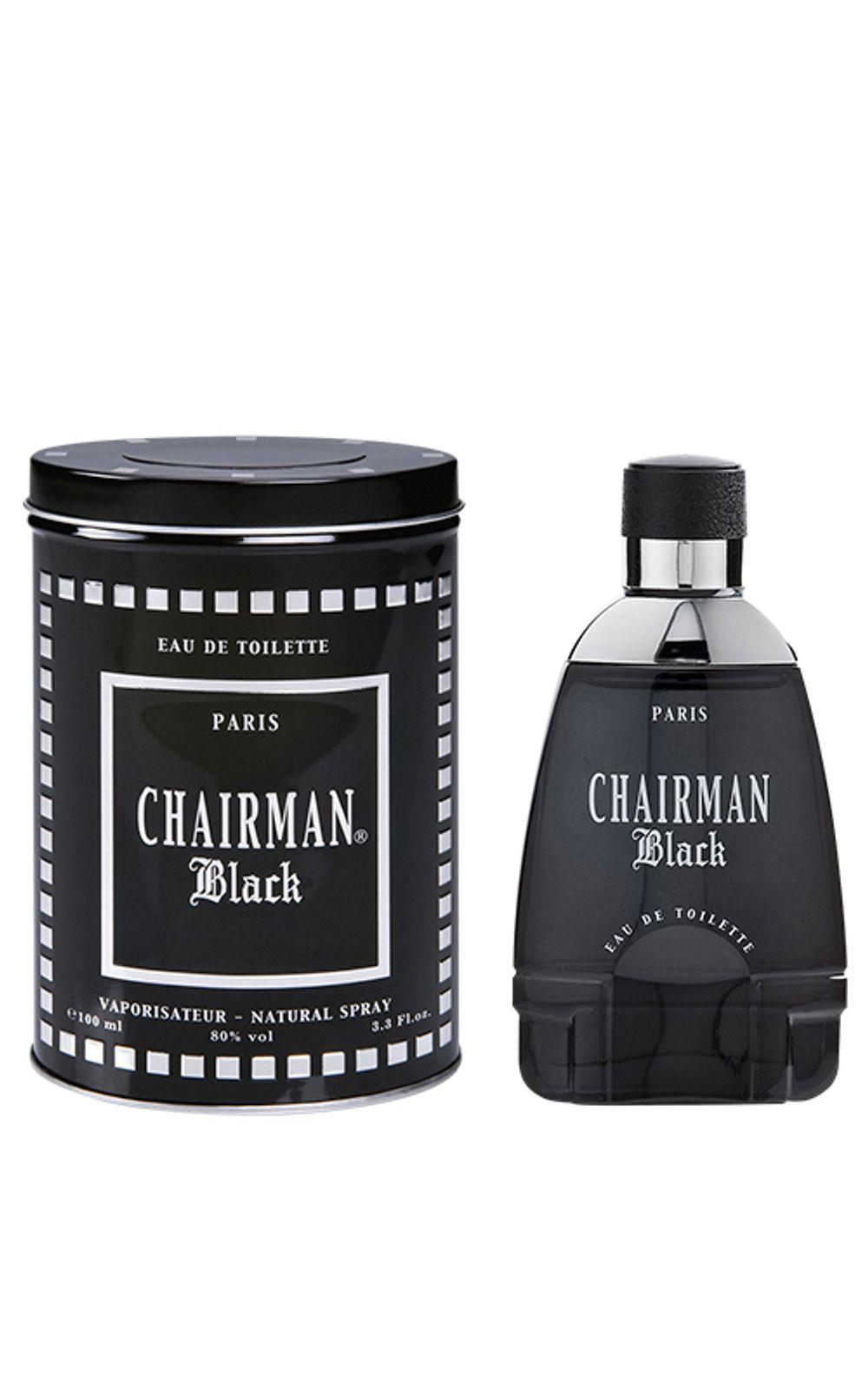Foto 2 - Chairman Black Paris Bleu - Perfume Masculino - Eau de Toilette - 100ml