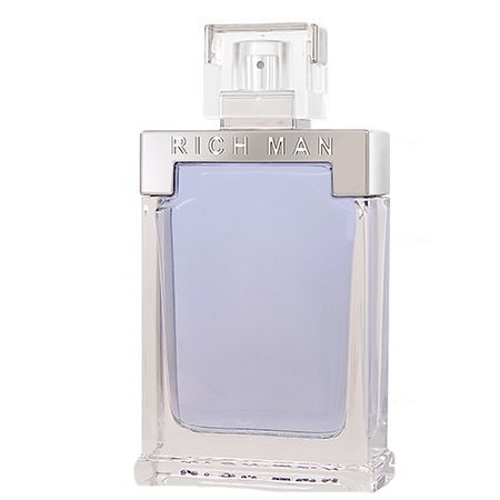 Rich Man Paris Bleu - Perfume Masculino - Eau de Toilette - 100ml