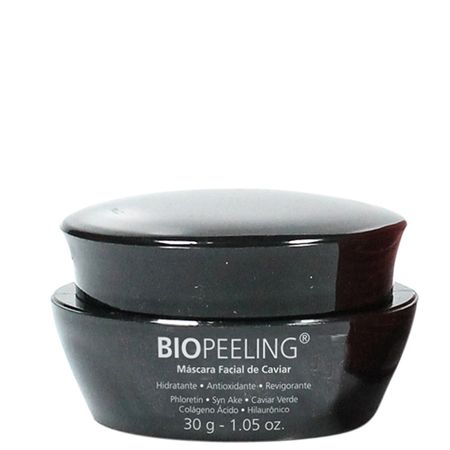 Biopeeling Máscara Facial Caviar Biomarine - Hidratante Facial - 30g