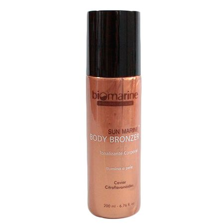 Sun Marine Body Bronzer Biomarine - Spray Bronzeador - 200ml