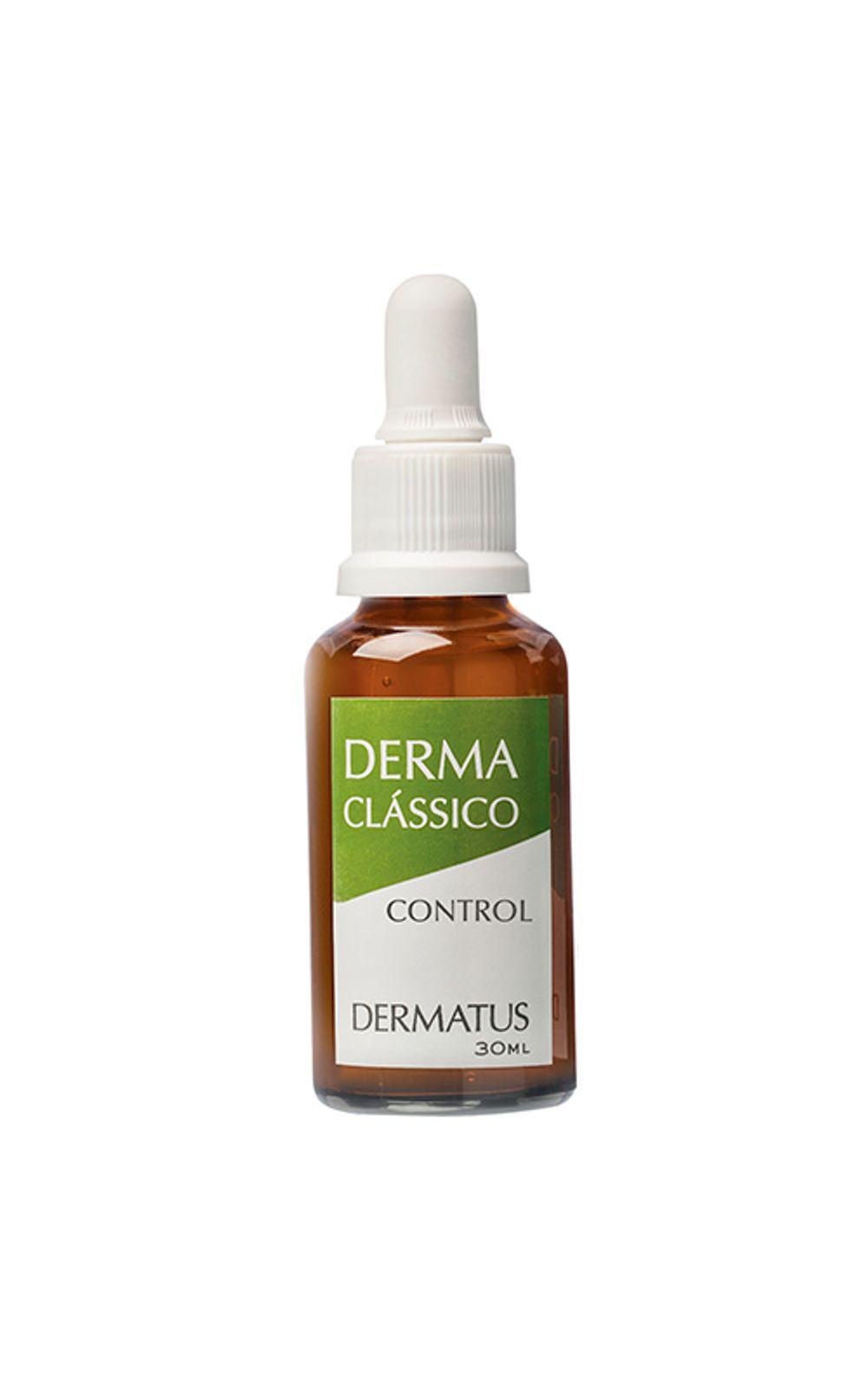 Foto 1 - Derma Clássico Control Dermatus - Rejuvenescedor Facial - 30ml