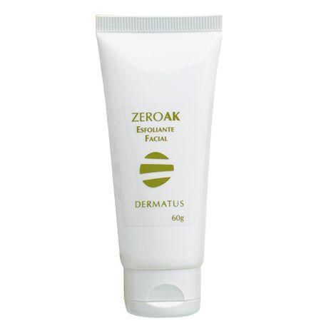 ZeroAK Esfoliante Facial Dermatus - Esfoliante Facial - 60g