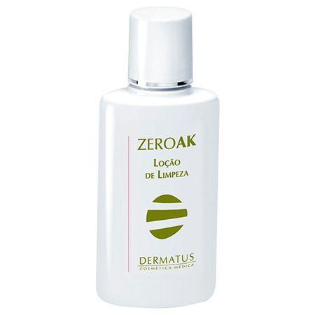 ZeroAK Loção de Limpeza Dermatus - Tratamento Desobstrutor de Poros - 120ml