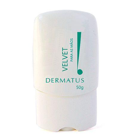 Velvet para as Mãos Dermatus - Hidratante para as Mãos - 50g