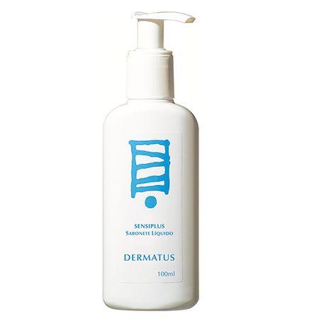 Sensiplus Sabonete Liquido Dermatus - Sabonete Liquido - 140ml