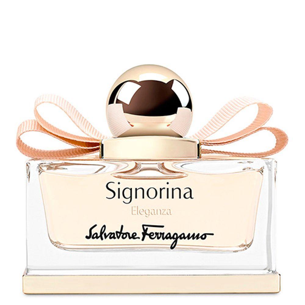 582c609aa752c Época Cosméticos · Perfumes · Perfume Feminino. signoria-eleganza-eua-de- parfum-salvatore-ferragamo ...