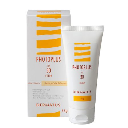 Photoplus Color FPS30 Dermatus - Protetor Solar - 55g