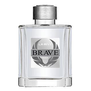 Frasco do Perfume Masculino Brave Eau de Toilette La Rive