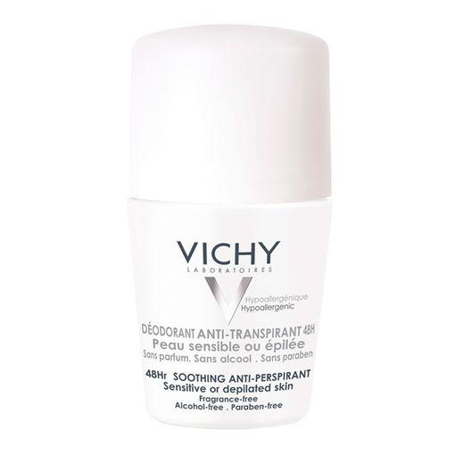 9e9a84af4 Desodorante 48H Vichy - Desodorante Roll-On - Época Cosméticos
